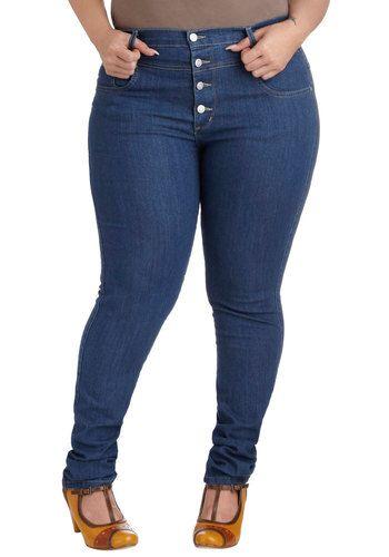 4734f6032b Karaoke Songstress Jeans in Plus Size