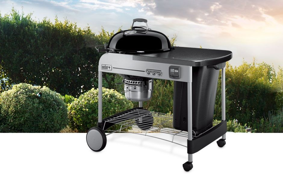 Performer Premium 22 Charcoal Grill Grilling Best Charcoal Grill