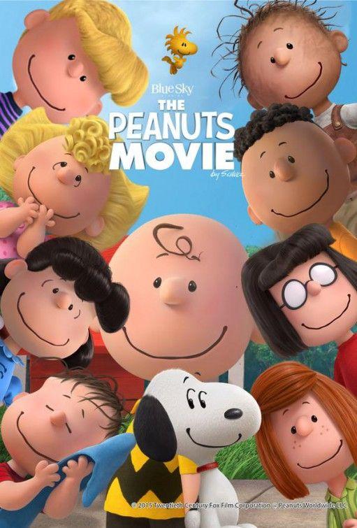 Watch The Peanuts Movie Online Charlie Brown Movie Peanuts