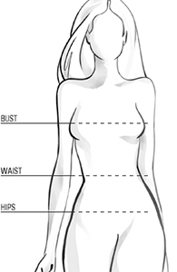 Another easy Body Shape Calculator --just enter measurements