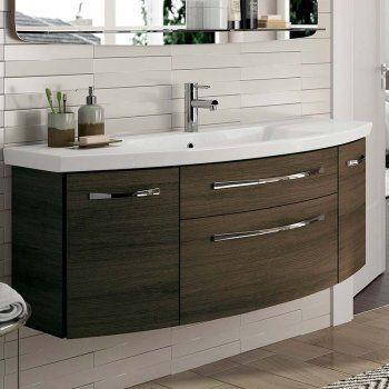 Buy 6001 Solitaire Bathroom Vanity Unit 2 Draw 2 Door 1290 Bathroom Vanity Units Vanity Units Bathroom Units