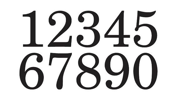 Srm We've Got Your Number Extra Large Stickers-Black