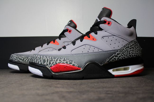fd8cdaad2491 Releasing  Jordan Son of Mars Low