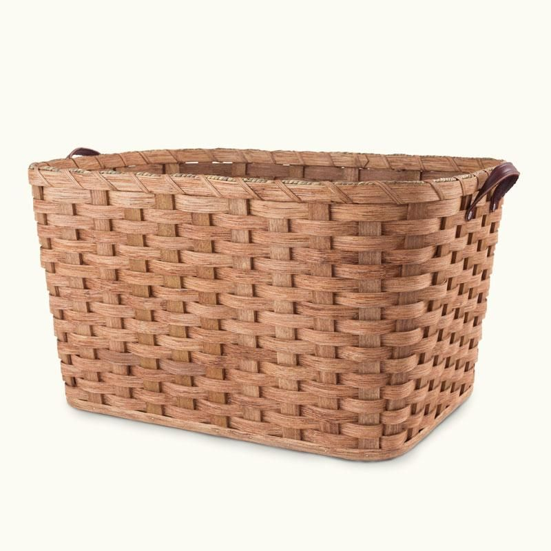 Round Weave Laundry Baskets Natural Inter Yer Ideyi