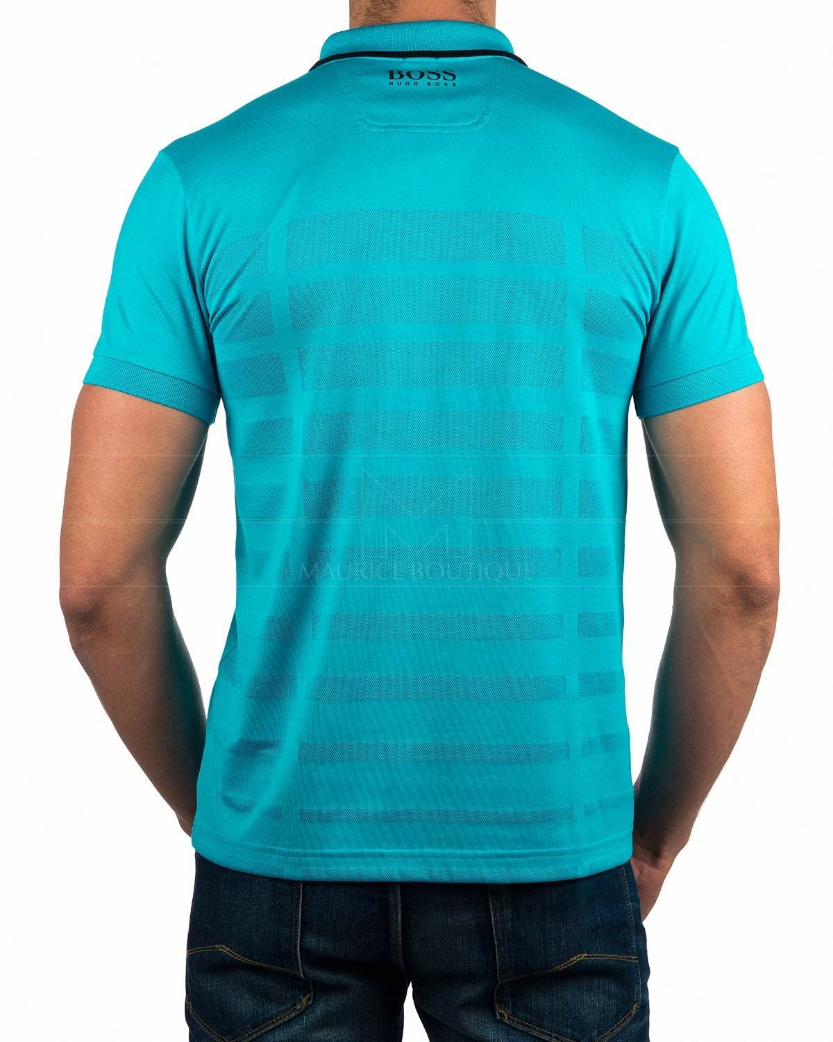 04be041a340f8 Polos Hugo Boss - Pronghorn Pro65% Cotton 35% Polyester .
