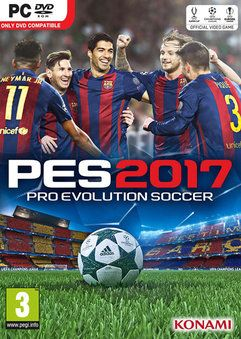 Pes 2017 Full PC İndir + Torrent Hızlı Download Türkçe Repack