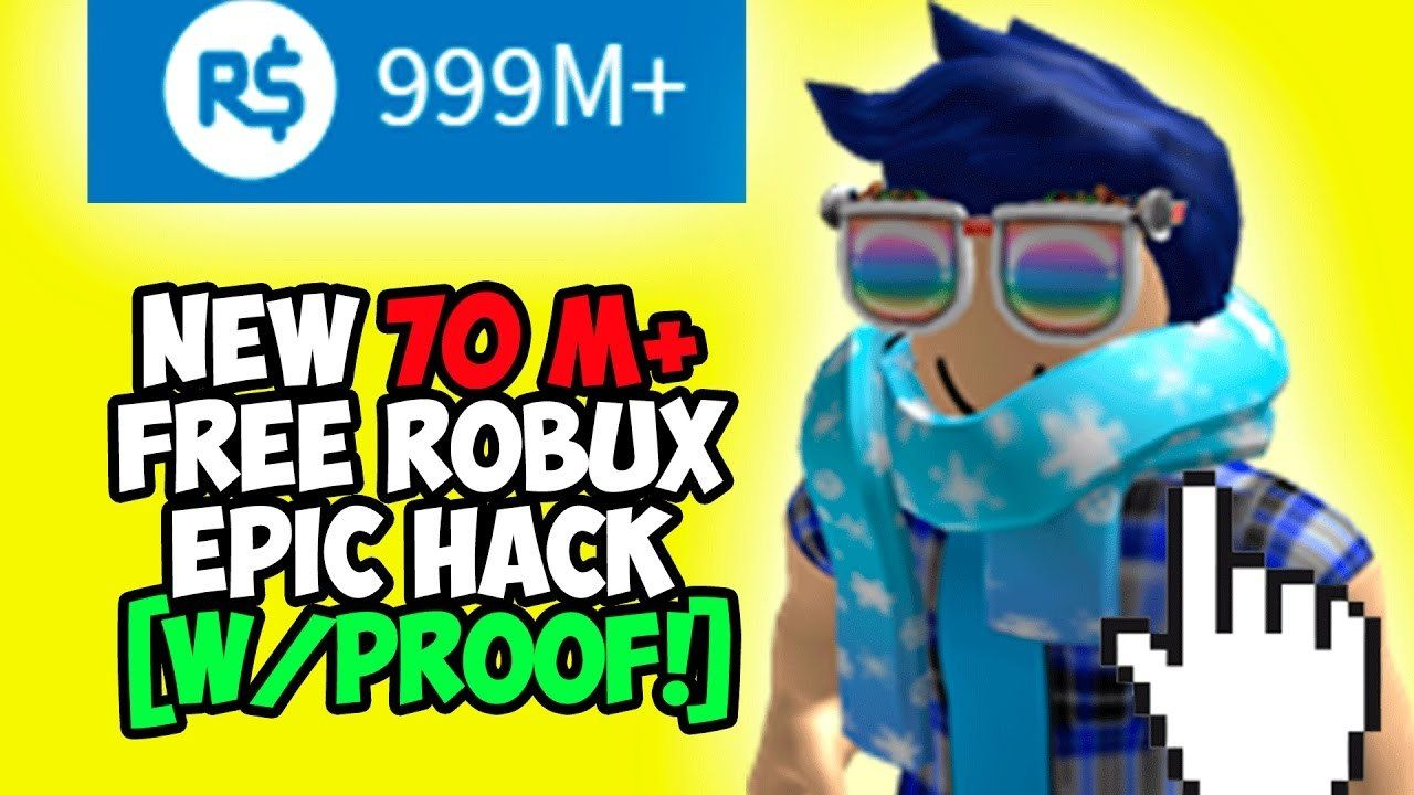 Roblox Robux Hack Tools No Verification Unlimited Robux