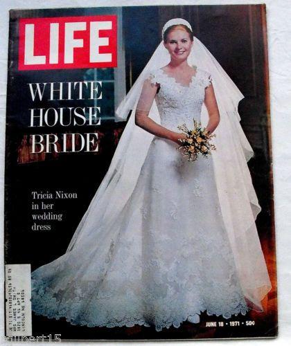 Tricia Nixon Wedding: Remembering............. White House Bride Tricia Nixon