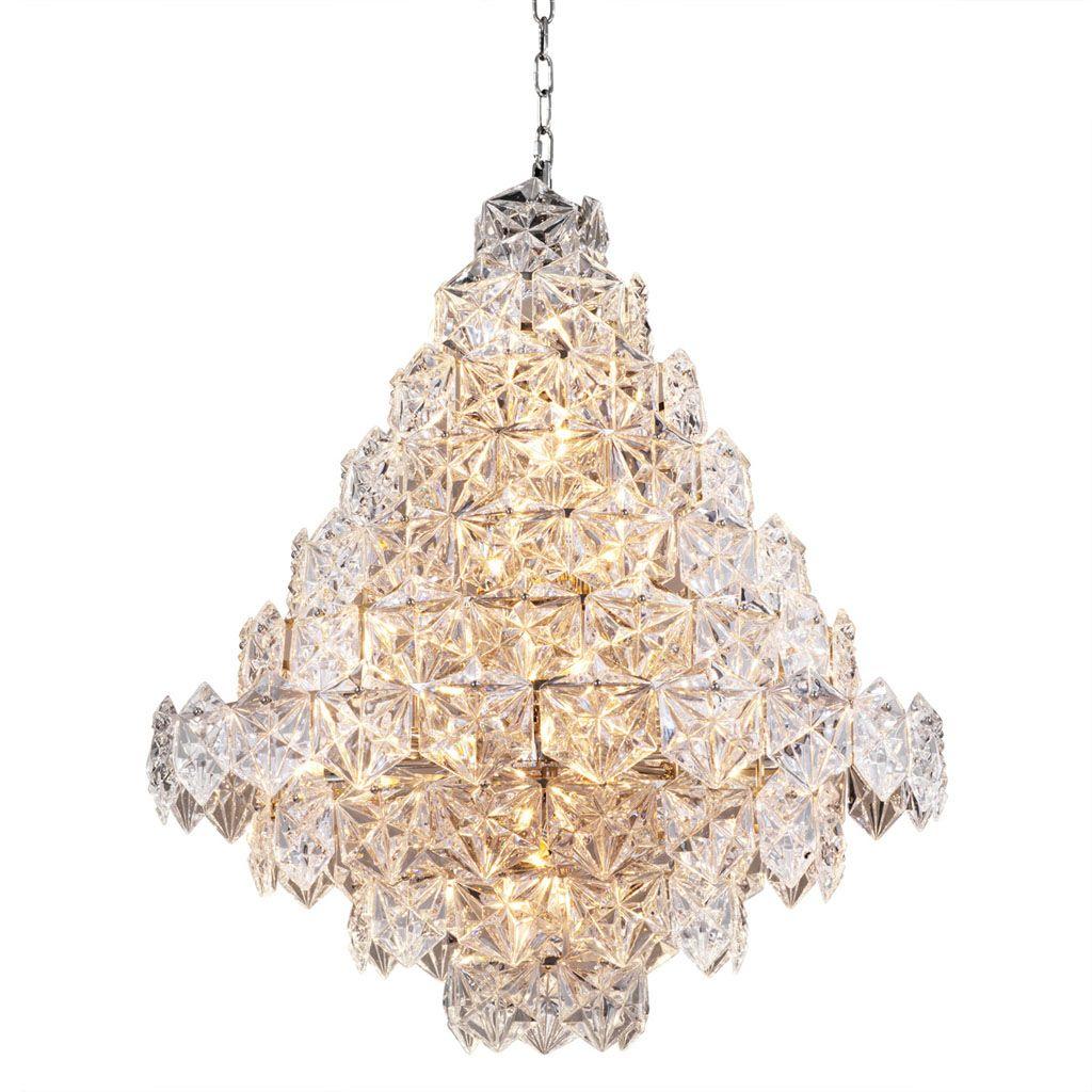 eichholtz owen lantern traditional pendant lighting. Żyrandol Hermitage L Niklowane Wykończenie UL Eichholtz - Architektura, Wnętrza, Technologia, Design Owen Lantern Traditional Pendant Lighting