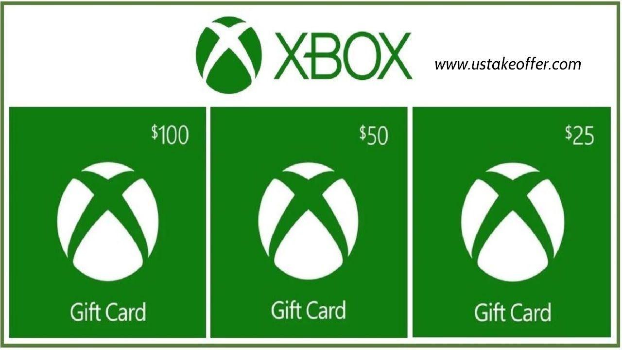 50 pound xbox gift card