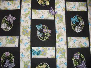 Butterfly Slendour Quilt