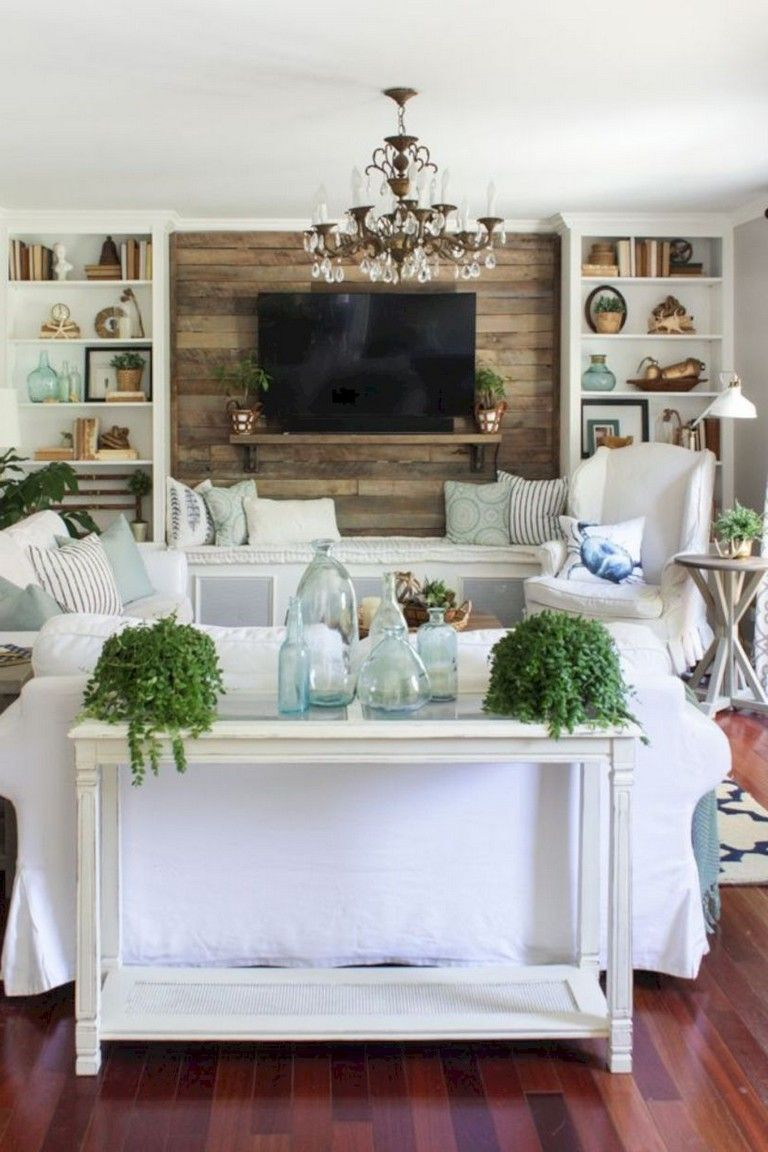 Stunning Living Room Design With Farmhouse Style Living Room