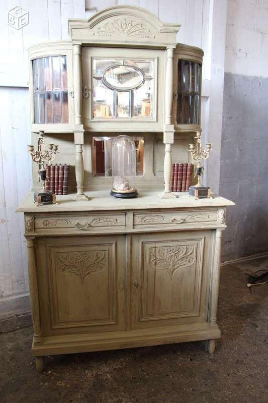 Ancien Buffet Deux Corps Patine Decoration Paris Leboncoin Fr Idees Pour La Maison Decoration Maison