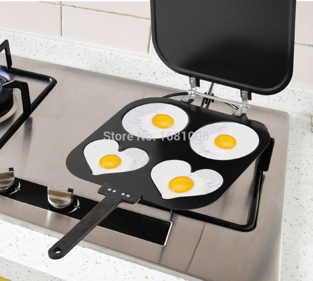 pancake Heart-shaped skillet