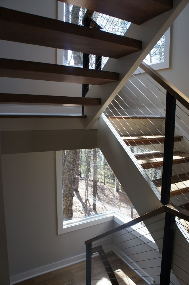 After Getting An Expensive Quote To Have Cable Railing | Cable Stair Railing Diy