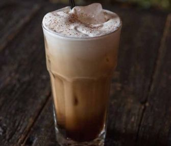 A mix of Irish whiskey, stout, brown sugar, and cold-brewed coffee, this refreshing cocktail by Erick Castro of the 2016 JBFA semifinalist Polite Provisions is one of the San Diego hot spot's biggest sellers.