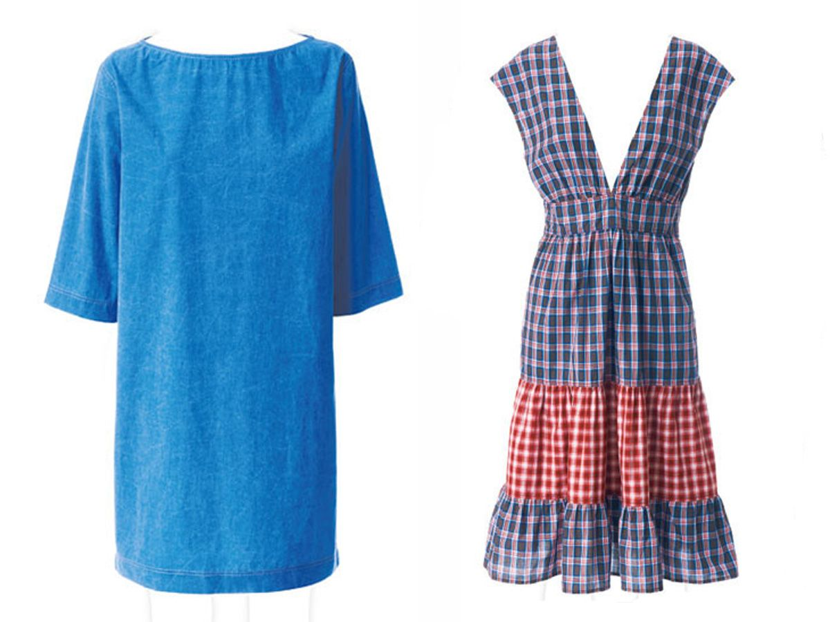 Schnittmuster: Kleid selber nähen - 8 luftige Ideen | Sewing ...