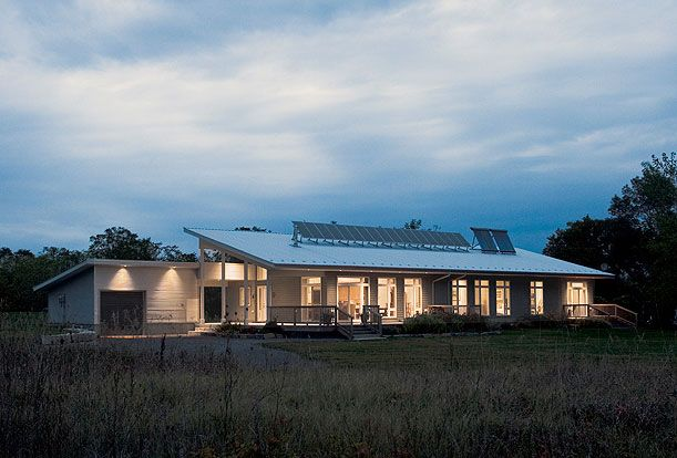 County Trail House - Located in pastoral Prince Edward County, this