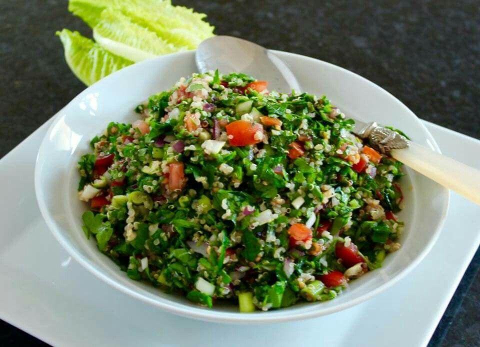 تبولة Arabian Food Food Grains