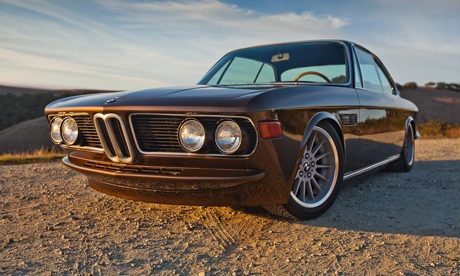 Cole Foster's BMW 2800CS Спортивные автомобили