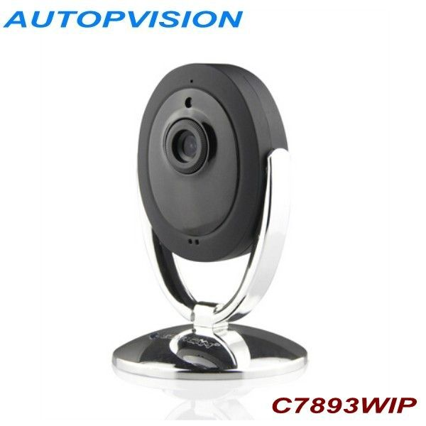 (Buy here: http://appdeal.ru/4gd ) HOT C7893WIP HD Wireless IP camrea Wifi/Network indoor security mini camera  for just US $40.00