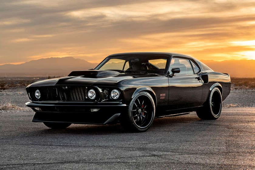 Classic Restoration 1969 Ford Mustang Boss 429 Is Back In