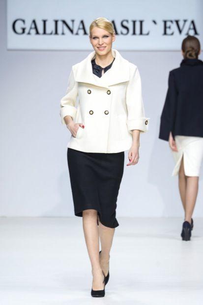 Модные пальто осень 2014