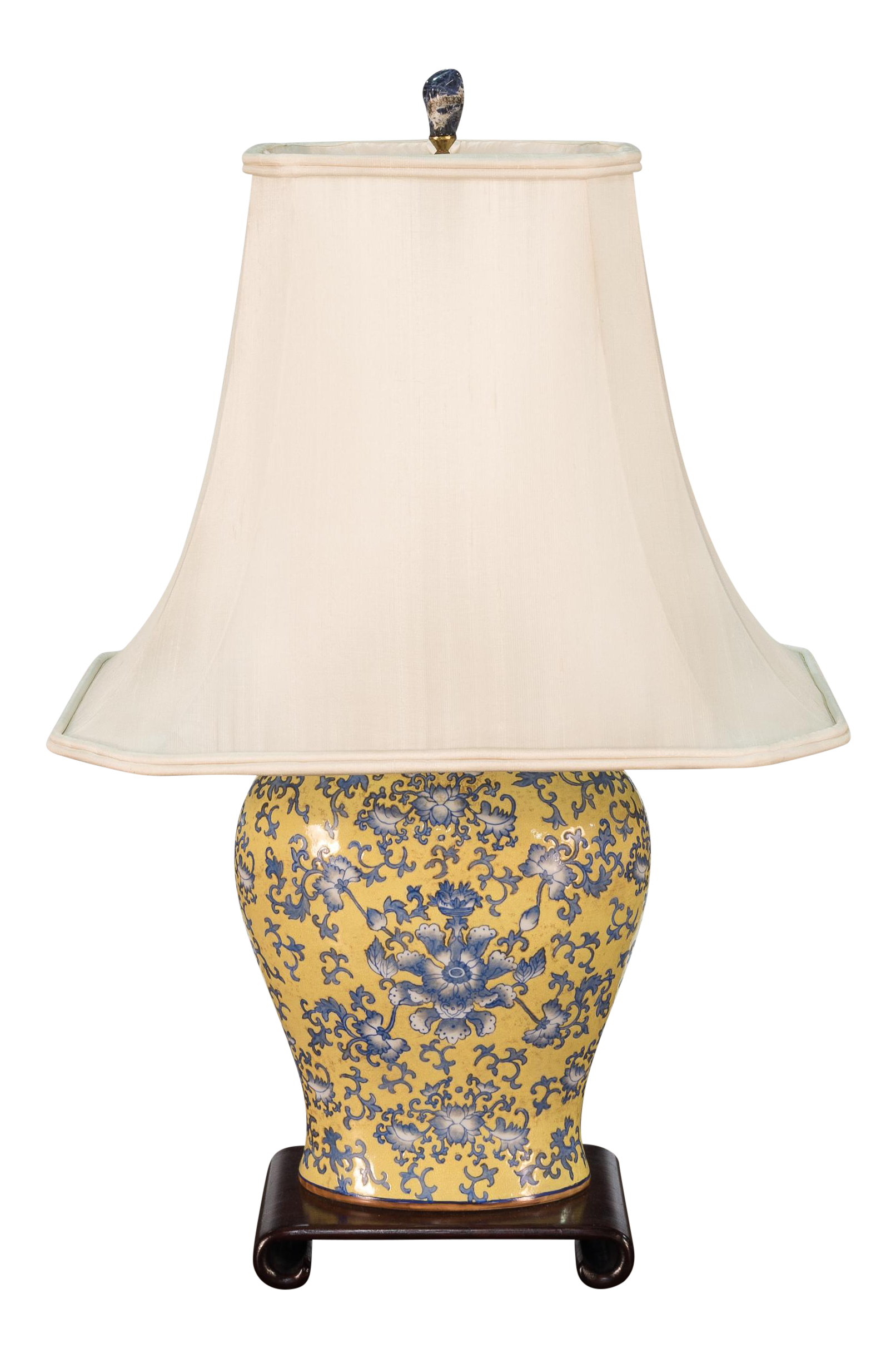 Vintage Sarreid Ltd Porcelain Ginger Jar Lamp On Chairish Com