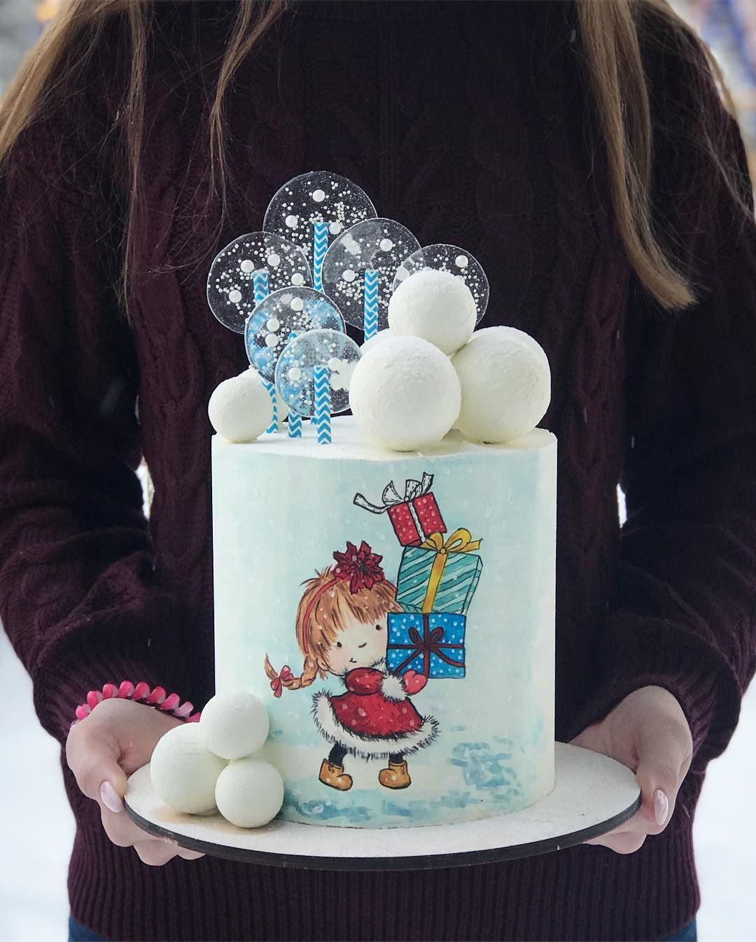 Нет описания фото. | Cake decorating, Cake, Decor