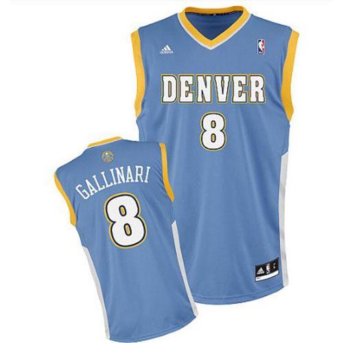 NBA Denver Nuggets Danilo Gallinari Away Ground Jerseys, http ...