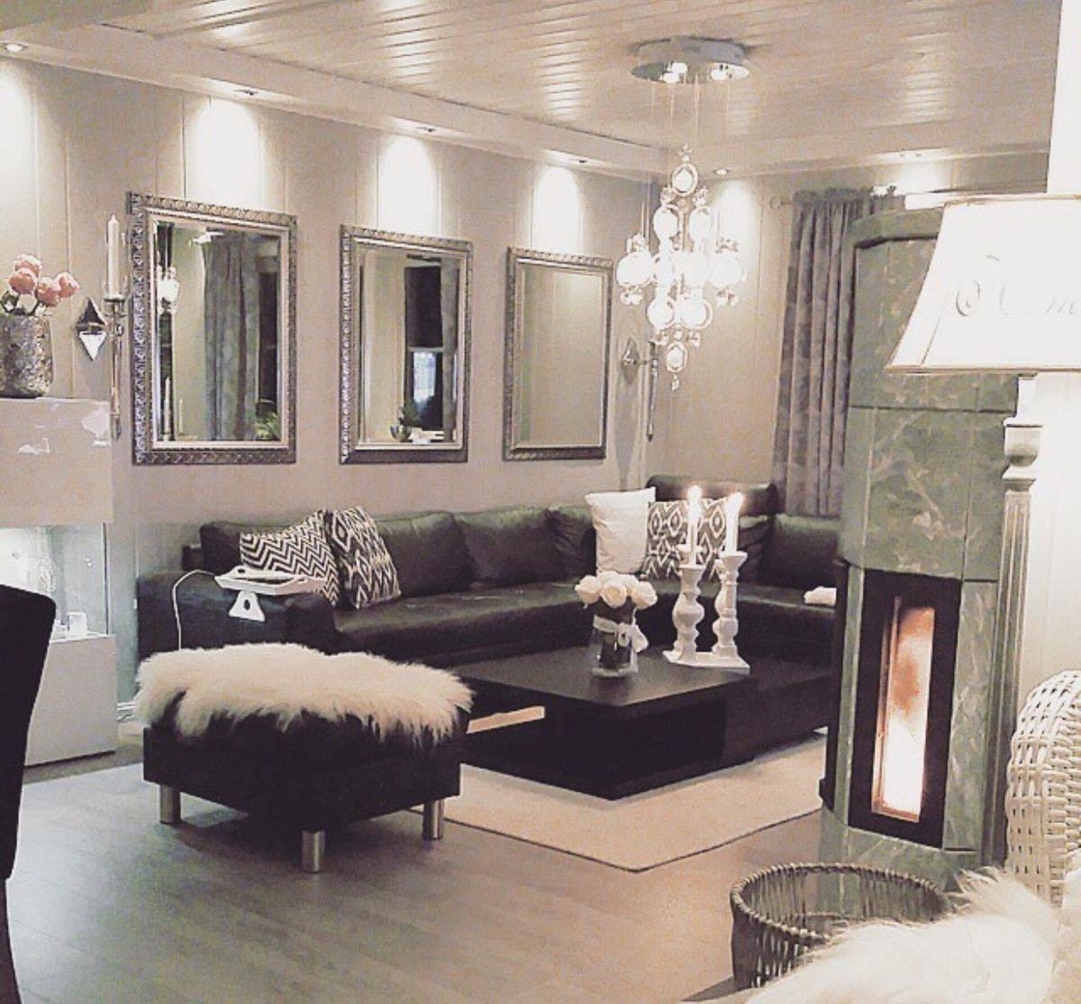 Pindrea🌸 On Home Interiors & Decorating Ideas  Pinterest New How To Decorate A Living Room Design Decoration