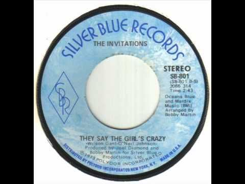 The Invitations - They Say The Girl's Crazy.wmv - YouTube