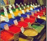 cientec : colores en los pigmentos y en la luz