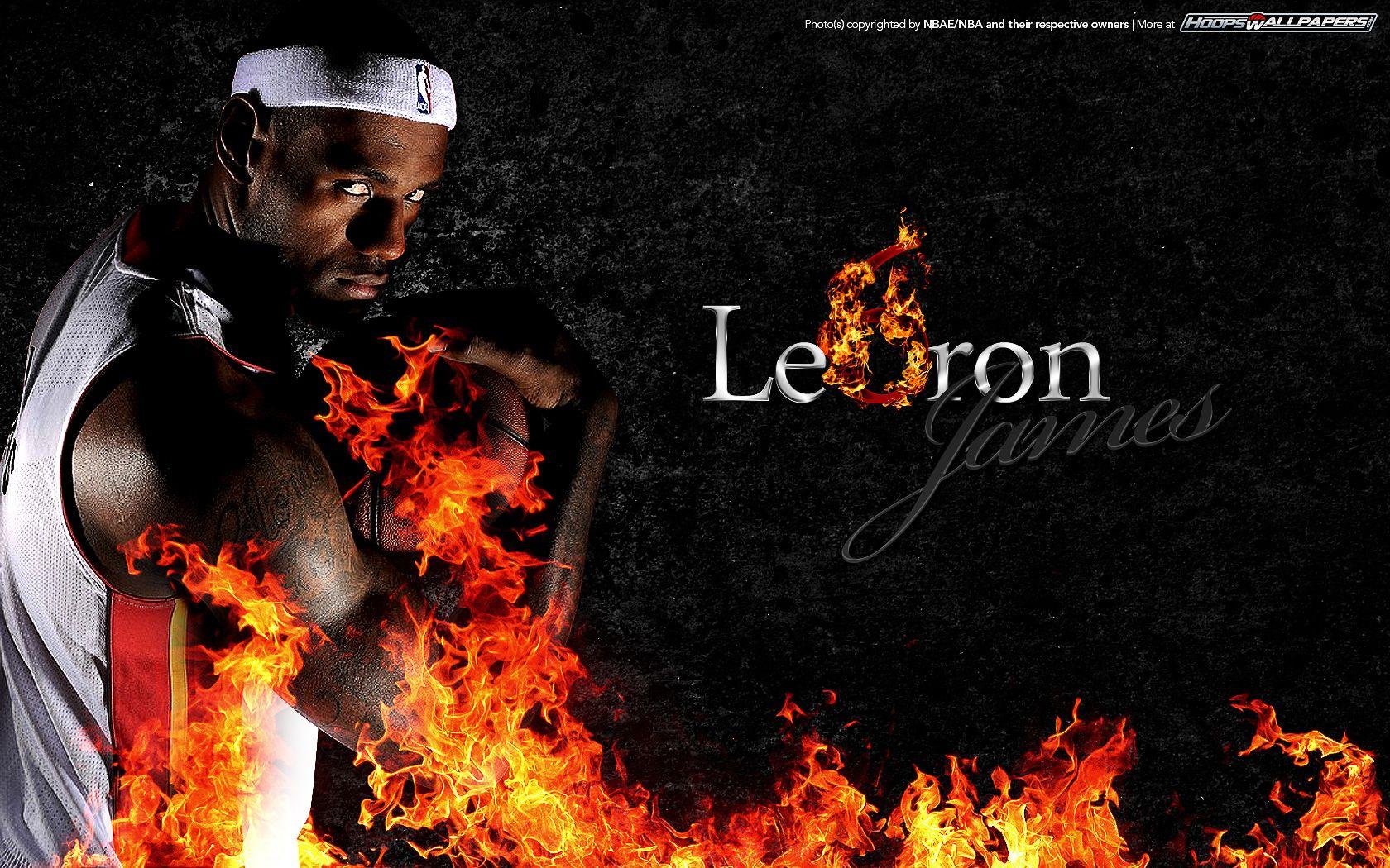 LeBron James Desktop Wallpapers & Browser Themes