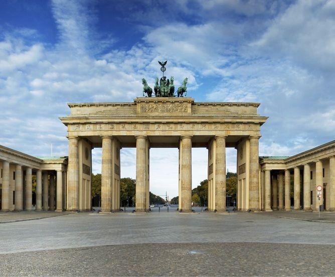 Brandenburger Tor Www Pictures Berlin De Quadriga Brandenburger Tor Brandenburger Tor Berlin Fototapete