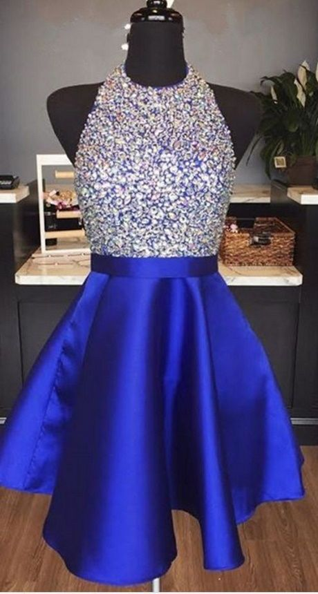 dce42942c432 8th Grade Prom Dresses 2018 | Cute outfits in 2019 | Royal blue ...