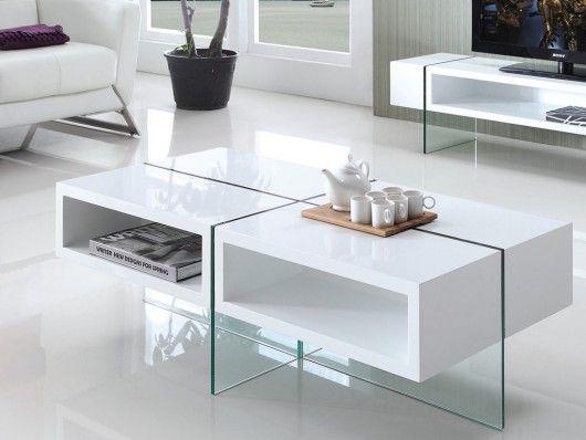 Table Basse Brooke Table Basse Vente Unique Ventes Pas Cher Com Table Basse Table Basse Blanche Table Basse Blanc