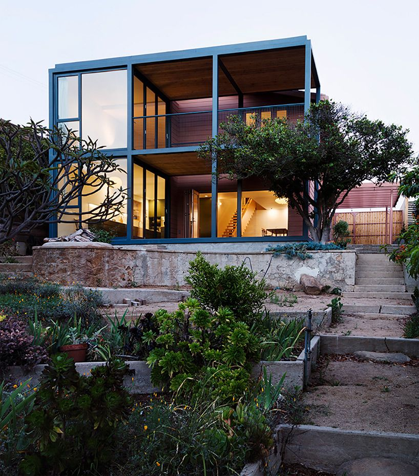 Productora Preserves The Character Of A 1920s LA Bungalow