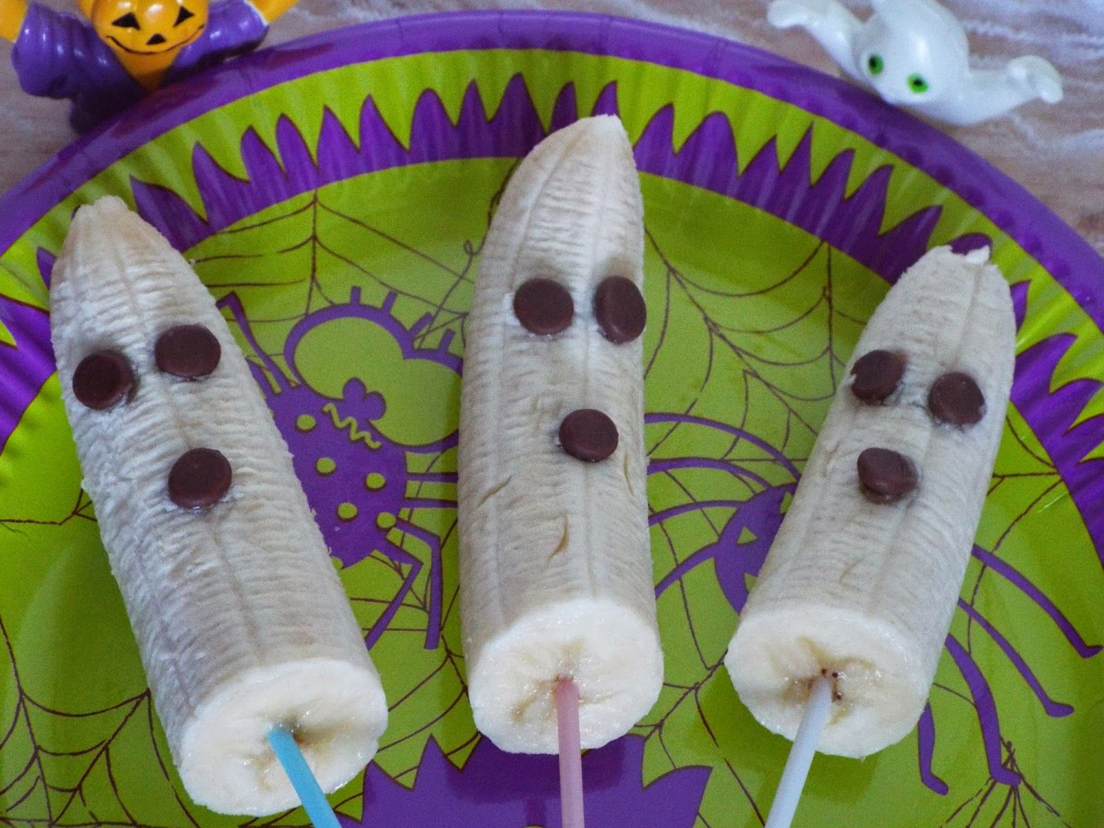Hijacked By Twins: Healthier Halloween Treats
