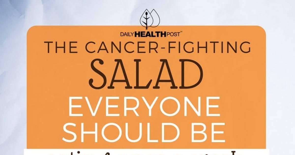 Super Anti-Cancer Spinach and Avocado Salad Recipe | Yummly