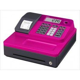 Caja Registradora Casio SE-G1 SB color Rosa - cajasregistradoras.com