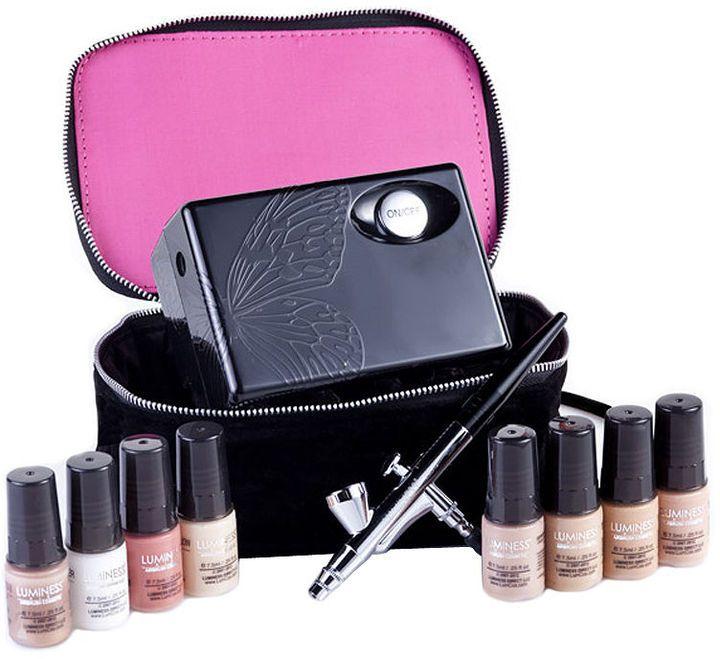 Luminess Air Premium Airbrush Cosmetics System Starter Kit