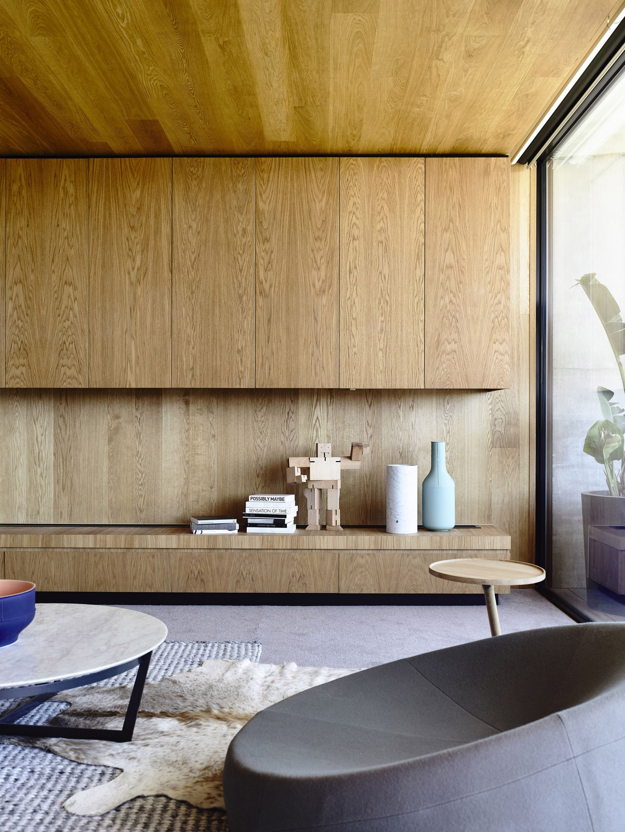 Wohndesign innenraum gallery of concrete house  matt gibson architecture
