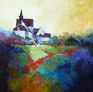 French Country Church