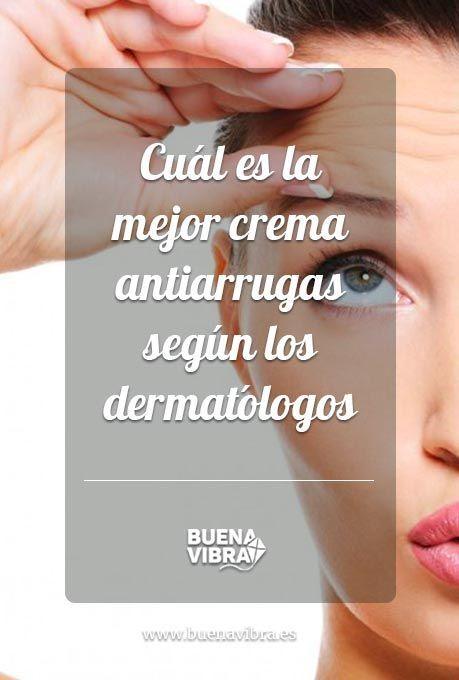 Cuál es la mejor crema antiarrugas según los dermatólogos..