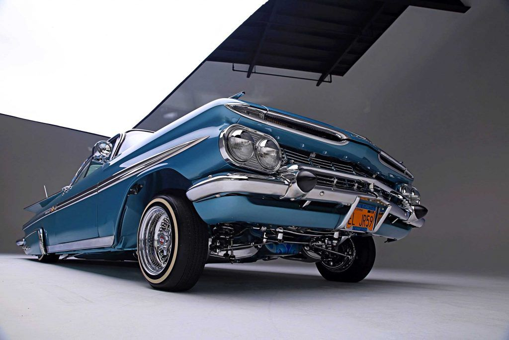 1959 Chevrolet Impala Built In Tijuana Chevrolet Impala