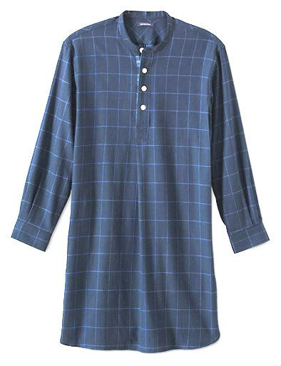 c3a5751cfe men s sleepshirt   lands end Sleep Shirt