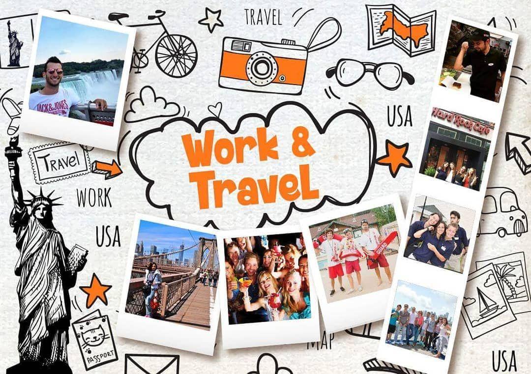 Amerika'da macera dolu bir yaz sizleri bekliyor! Work and Travel  programıyla daha düşük bir maliyetle, daha kısa program süresiy…    Tatiller, Macera, Uçak biletleri