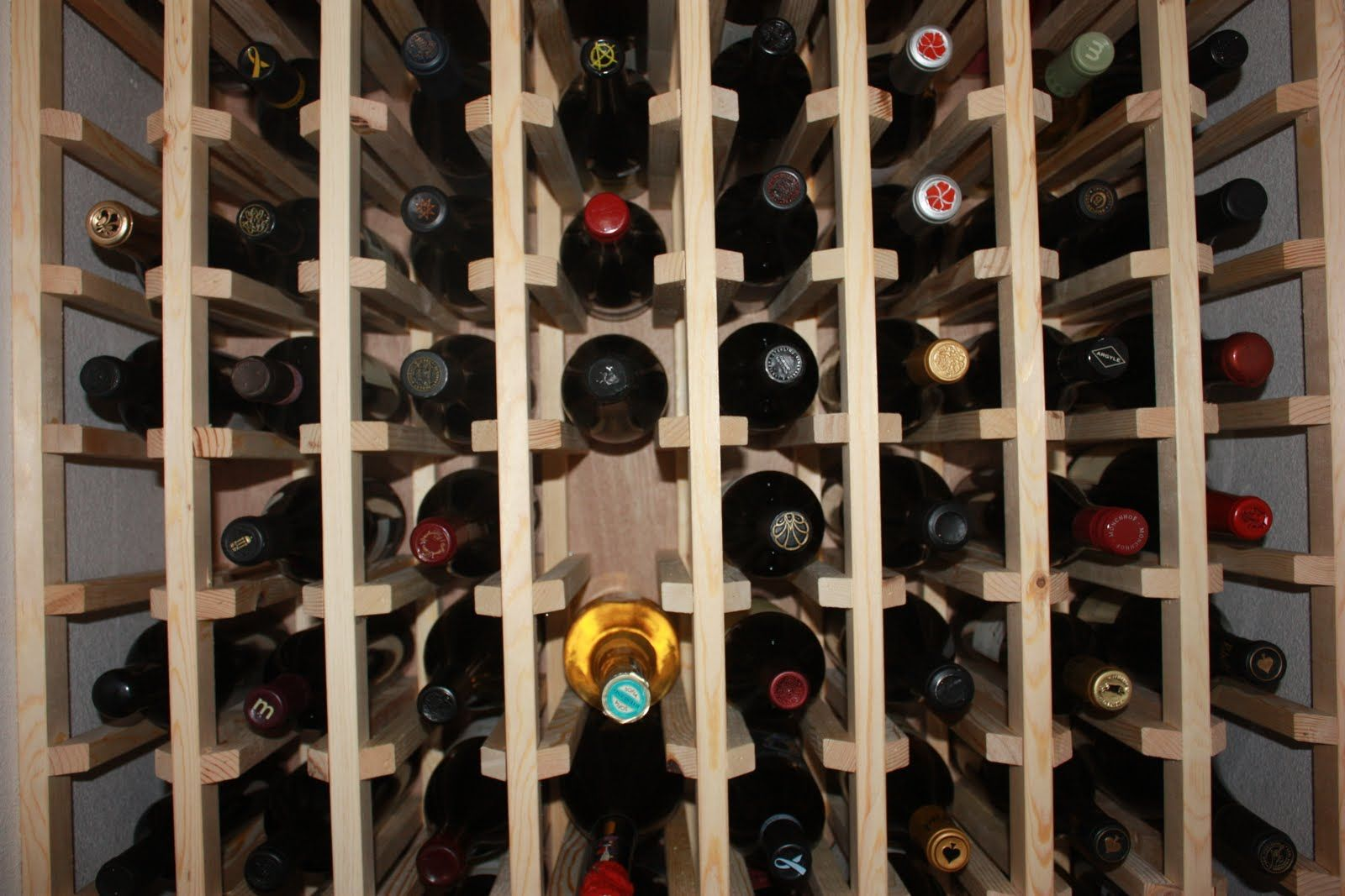 Woodworking Plans Wine Rack Construction Free
