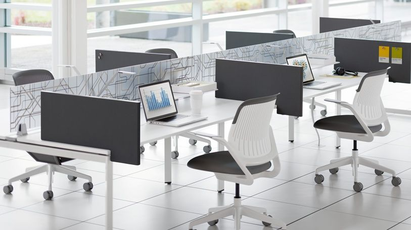Privacy Screens | Creative Business Interiors | Steelcase Office Furniture  And Hanel Storage Systems Dealer Servicing